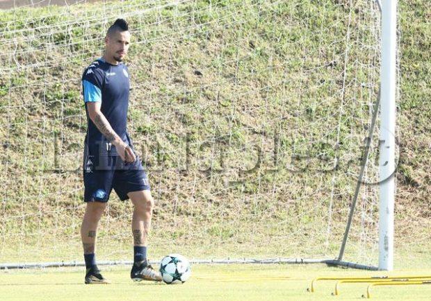 Da Castelvolturno – SSC Napoli, allenamento pomeridiano per gli azzurri