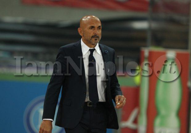 """Inter, Spalletti: """"Il Napoli gioca il miglior calcio in Italia, per lo scudetto sarà una lotta tra loro e la Juventus"""""""
