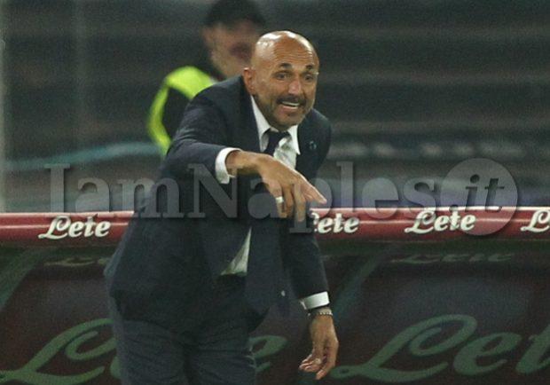 """Spalletti: """"Inter anti-Juve? E' stato il Napoli ad andarci vicino l'anno scorso"""""""