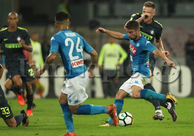 Il Mattino – Una partita tra due squadre solide e ben strutturate: l'Inter stoppa il Napoli