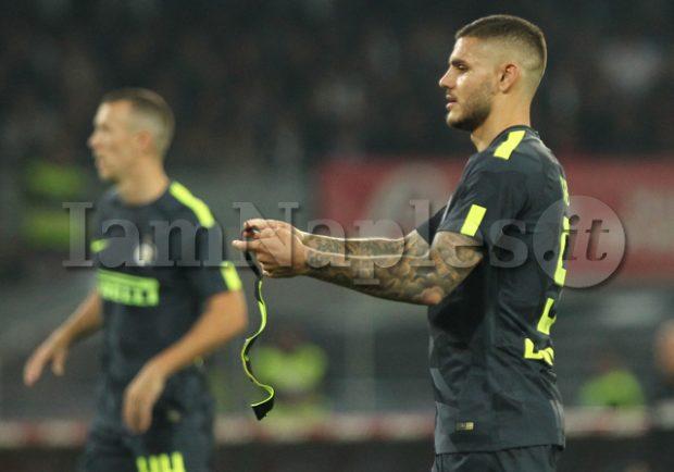 UFFICIALE – Icardi non é piu il capitano dell'Inter