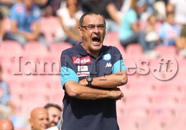 Da Castelvolturno – Napoli, la squadra è al lavoro per la sfida contro il Milan