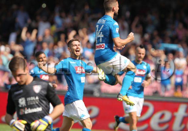"""Tuttosport: """"Il Napoli soffre di vertigini, non è abituato in vetta"""""""