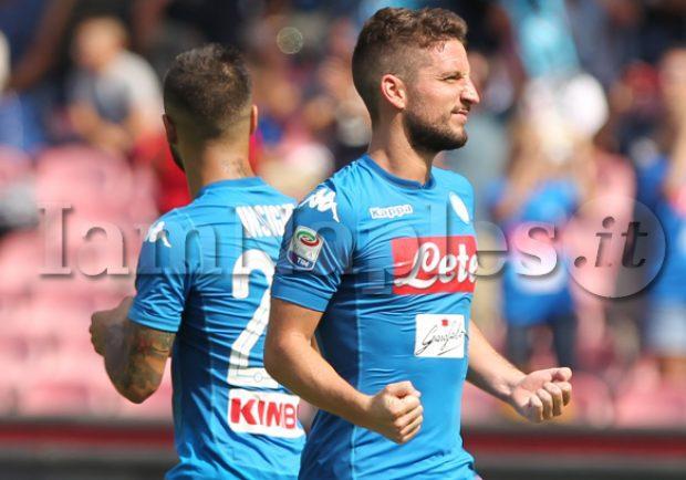 """Premium Sport, Donato: """"Mertens è straordinario, gol pazzesco con il Genoa. Sul minutaggio di Hamsik…"""""""