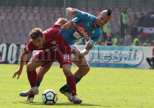 Cagliari, a fine stagione è guerra per Barella: sul calciatore anche il Napoli