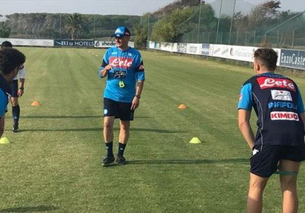 Youth League – Napoli-Manchester City, ecco i convocati degli azzurrini
