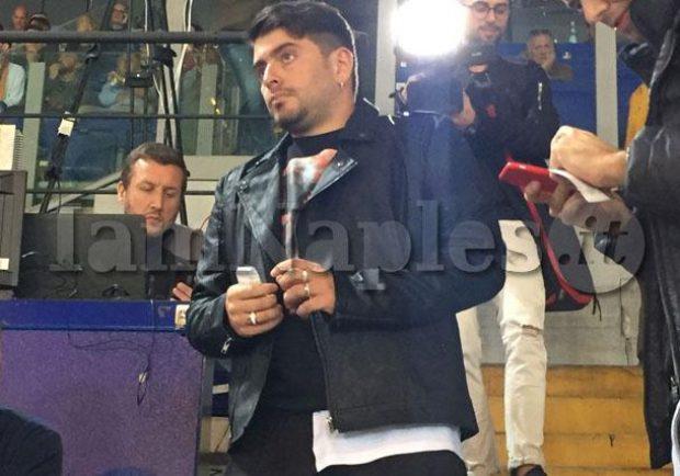 """Maradona jr: """"Papà è felice per Marek, con lui la squadra è in buonissime mani"""""""