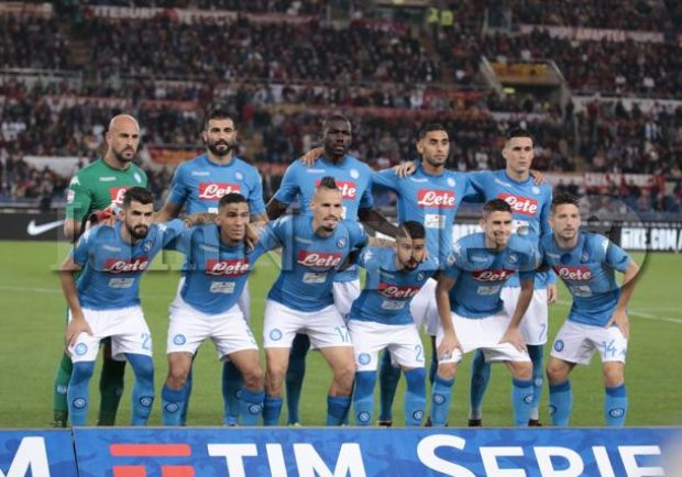 TWEET – Napoli da record: sono 38 gol in 15 partite stagionali