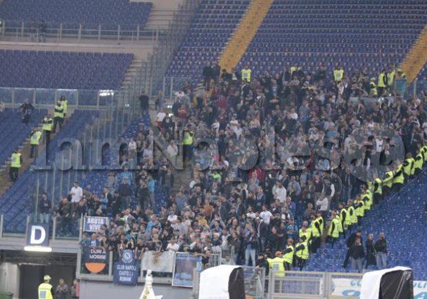 Lazio-Napoli, in vendita i biglietti per il settore ospiti. Prezzo e modalità di acquisto