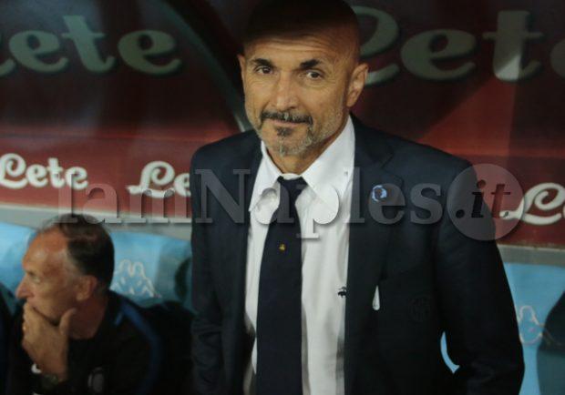 """Inter, Spalletti: """"Parlano di Napoli e Juve come extraterrestri, ma noi siamo lì e nessuno ci ha regalato nulla"""""""