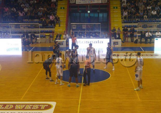 RILEGGI IL LIVE – Cuore Basket Napoli-Benacquista Assicurazioni Latina 83-91