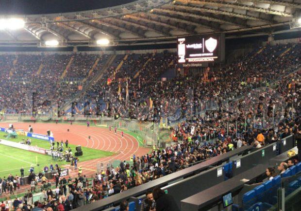 Roma-Napoli, cori razzisti da parte dei tifosi giallorossi