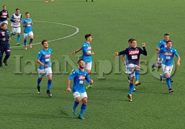 Under 17 A e B, girone C: quarta vittoria consecutiva per il Napoli che vola al quarto posto
