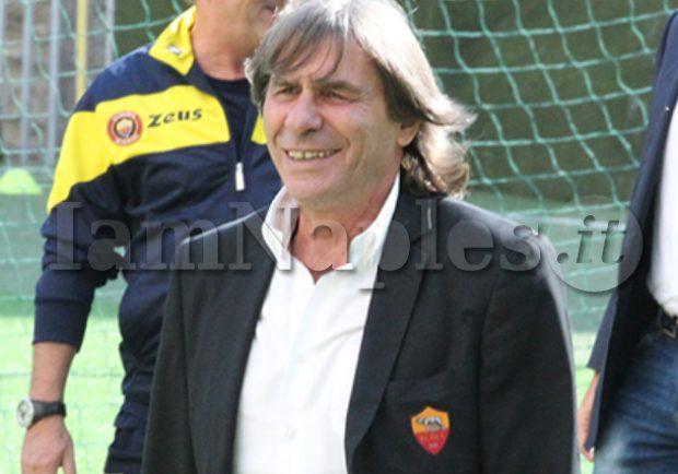 """Bruno Conti: """"Ciciretti è un grande acquisto. Lo conosco dalle giovanili"""""""