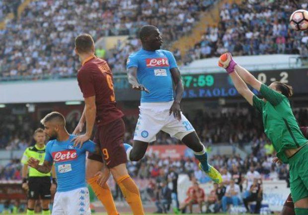 """FOTO – Opta: """"Il Napoli è la squadra che ha segnato di più su sviluppi di calcio d'angolo"""""""
