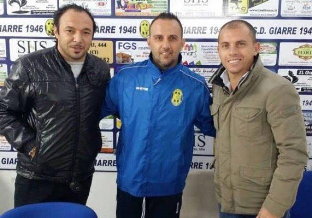 L'ex azzurro Mascara è il nuovo allenatore del Giarre Calcio