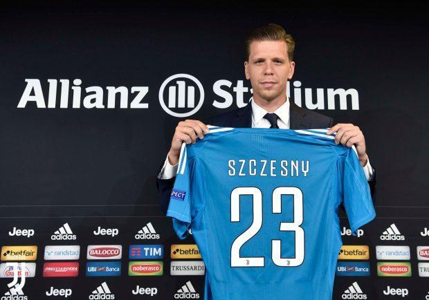 "Szczesny: ""Parata su Schick? Mi ha tirato addosso"""