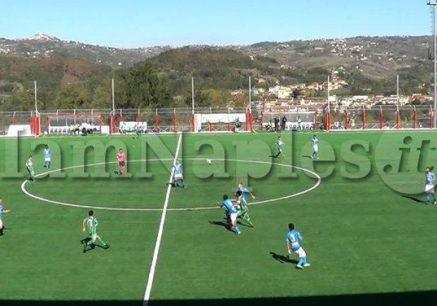 RILEGGI LIVE – Under 17, Avellino-Napoli 0-2 (14'st Guadagni, 44'st Caiazzo): ritorno alla vittoria per gli azzurrini