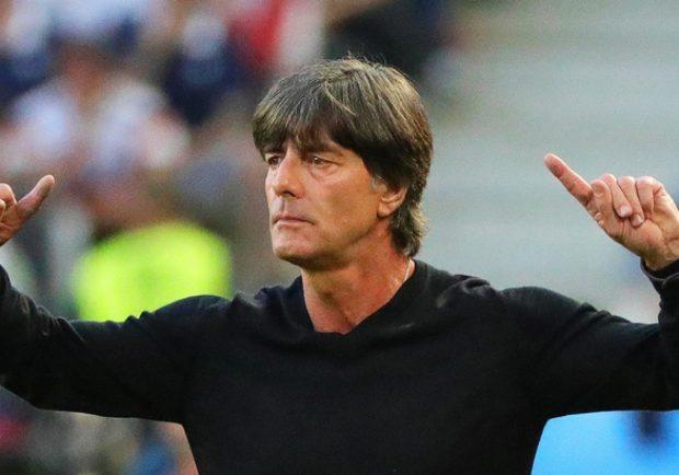 """Germania, il ct Loew: """"Sono triste per l'Italia. Parole di De Rossi? Sinonimo di grandezza"""""""