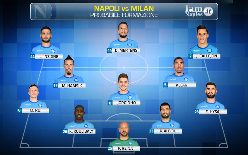 Insigne dopo Napoli-Milan: