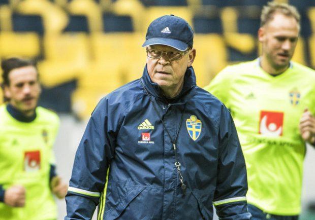 """Svezia, il ct Andersson: """"Italia? Abbiamo le nostre chance, siamo tranquilli"""""""