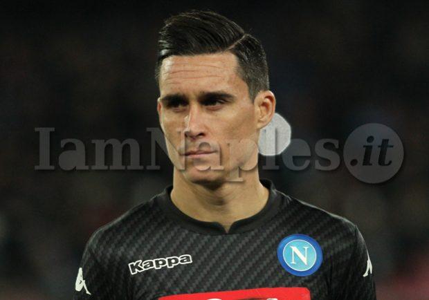 """Callejon a Marca: """"A Napoli sono felice, un giorno vorrei giocare nel Granada…"""""""