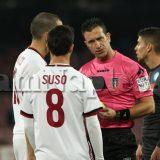 Serie A, designazioni arbitrali: Napoli-Torino a Doveri, Orsato resta a casa