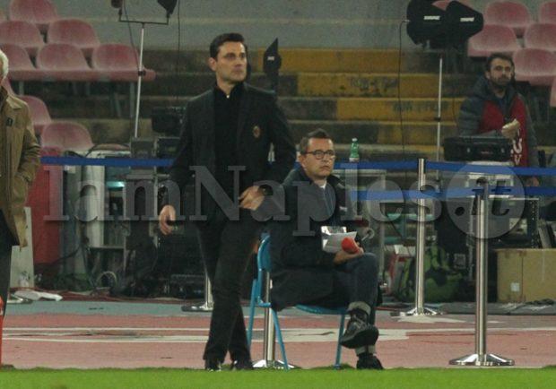 """Montella: """"Il Siviglia ha vinto più del Milan negli ultimi anni"""""""