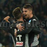 RILEGGI IL LIVE – Napoli-Milan 2-1(34′ Insigne, 72′ Zielinski, 90+1′ Romagnoli): il Napoli vince soffrendo contro un Milan arcigno