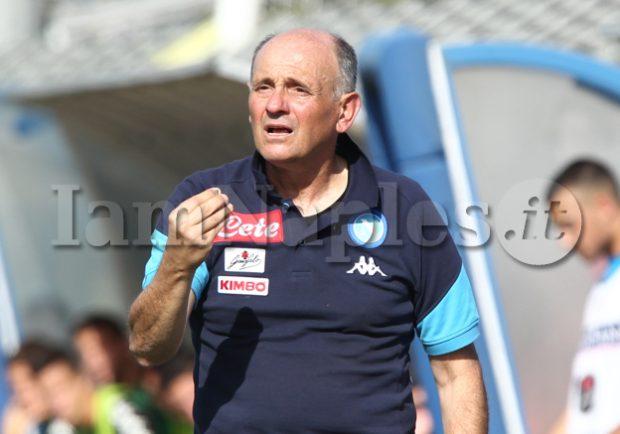 Hellas Verona-Napoli, ecco la formazione ufficiale degli azzurrini