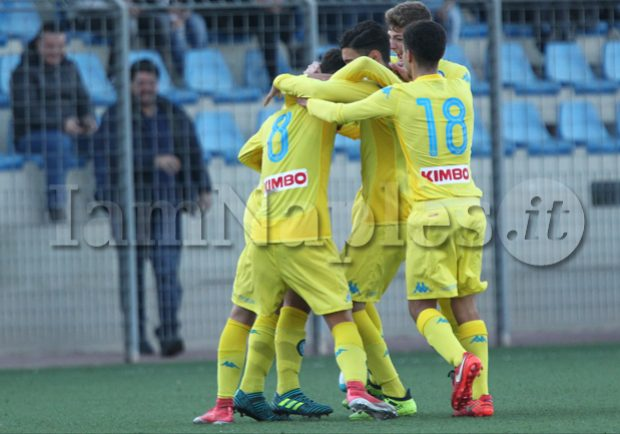 PHOTOGALLERY – Under 17 A e B: Napoli-Pescara 3-0: le foto di iamNaples.it