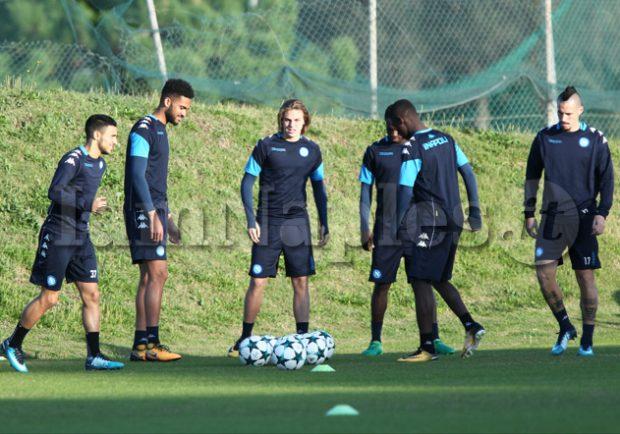 Napoli, le ultime da Castelvolturno: azzurri subito a lavoro per preparare il match con il Crotone