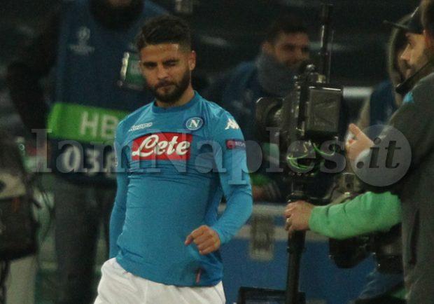 MEDIASET – Infortunio Insigne, il Napoli si muove con cautela e monitora la situazione