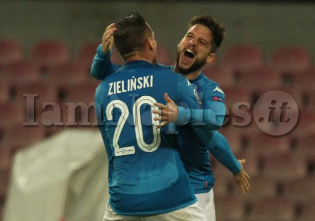 PHOTOGALLERY – Napoli-Shakhtar Donetsk 3-0, gli scatti di IamNaples.it
