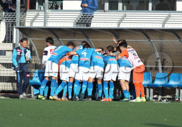 Under 16 A e B, girone C: domina il Napoli, finora la migliore in Italia