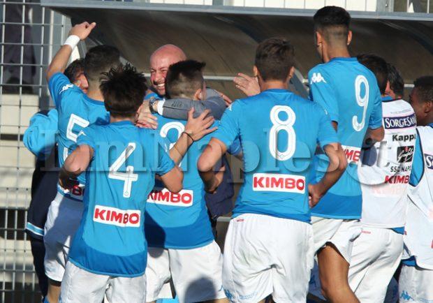 RILEGGI IL LIVE – Under 16 A e B, Bari-Napoli 1-3 (3′ Ceparano, 20′ Mancino – 21′ Massari, 31′ Cioffi)