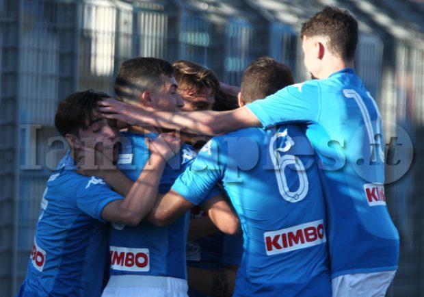 Under 16, il Napoli batte la Salernitana e si conferma la migliore della categoria