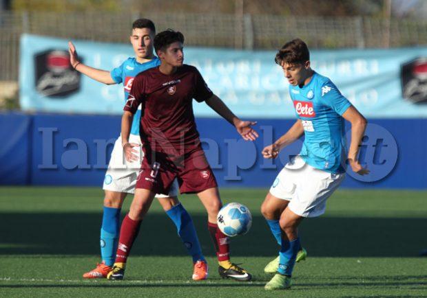 Under 16, Napoli-Salernitana 3-0: le pagelle di IamNaples.it