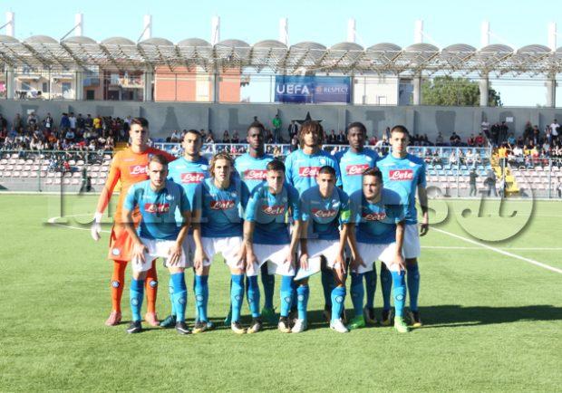 Youth League, Napoli-Shakthar Donetsk: ecco i convocati degli azzurrini