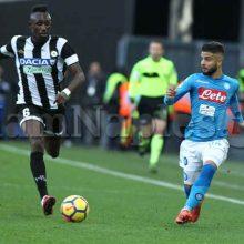 """Udinese, Fofana: """"Grande partita. Su Lasagna c'era un rigore"""""""