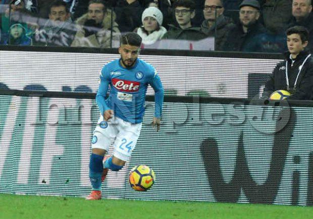 SKY – Napoli, la presenza di Insigne con la Fiorentina è in forte dubbio