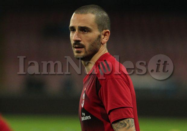 """Milan e l'addio di Bonucci, il club: """"Illazioni irricevibili, Leonardo crede nel progetto e vuole riscattarsi"""""""