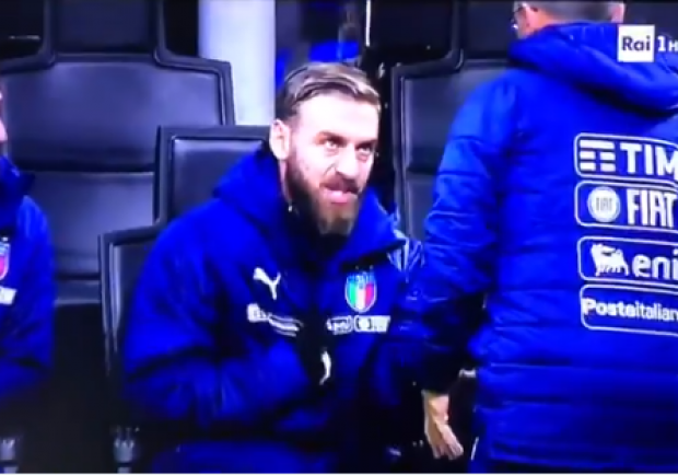 """VIDEO – De Rossi, le parole definitive: """"Fai entrare Insigne!"""""""
