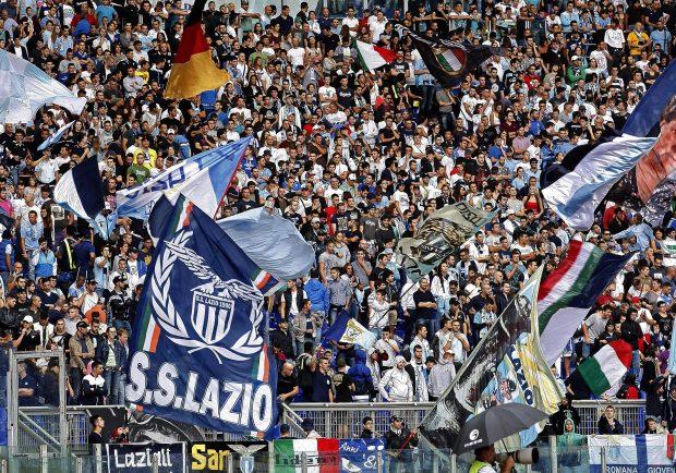 Lazio-Crotone, beceri cori all'Olimpico contro i napoletani