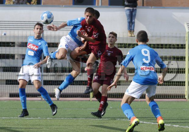 VIDEO IAMNAPLES.IT – Under 15 A e B, Napoli-Salernitana 3-0: gli highlights del match