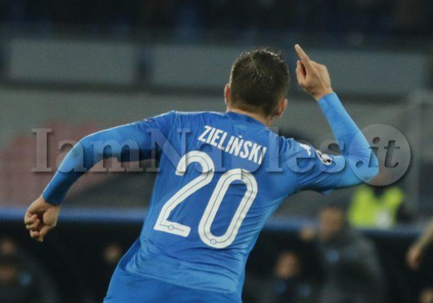 """Zielinski: """"L'Atalanta è una grande squadra, ma vogliamo passare il turno"""""""