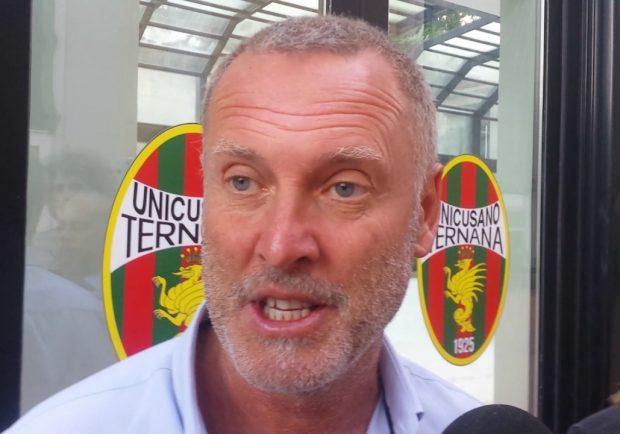 """VIDEO – Ternana, Pochesci attacca: """"La Svezia ci ha menato, il calcio italiano è finito!"""""""
