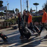 PHOTOGALLERY – Shakhtar Donetsk atterrato a Napoli, ecco gli scatti di IamNaples.it