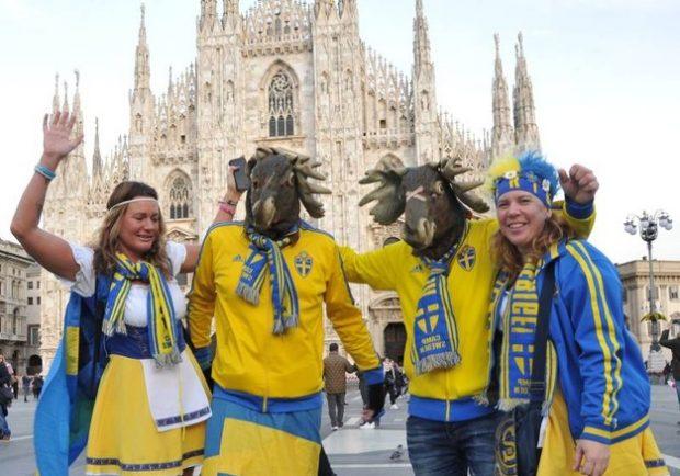 """Lustig, espressione """"omofoba"""" prima di Svezia-Italia. Crocifisso dai media svedesi"""