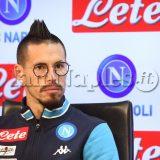 """VIDEO – Hamsik: """"Ci manca ancora qualcosina per raggiungere la Juve ma vogliamo vincere finalmente uno scudetto"""""""